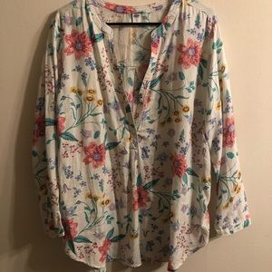 XL Old Navy Blouse